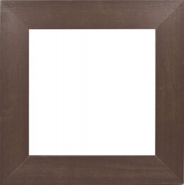 Mill Hill Chocolate, Solid Color Wooden Frame