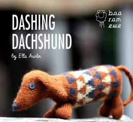 Dashing Dachshund Toy in Baa Ram Ewe Titus