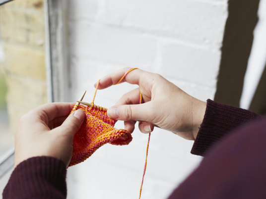 Knitting for Mindfulness