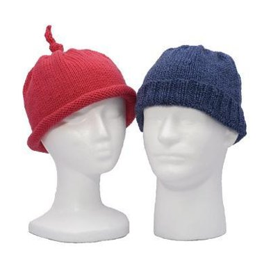 Easy Adult Hats