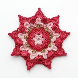 Flower Patch Coaster