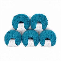 Debbie Bliss Rialto Aran 5 Ball Value Pack