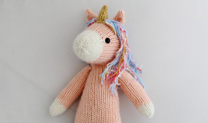Nilla the Unicorn by Rachel Borello Carroll