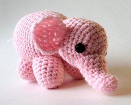 Elephant Amigurumi/Plush Toy