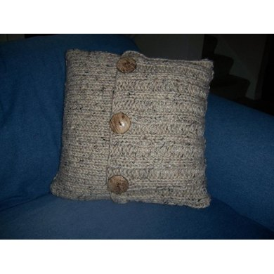 Simple Stitch Pillow