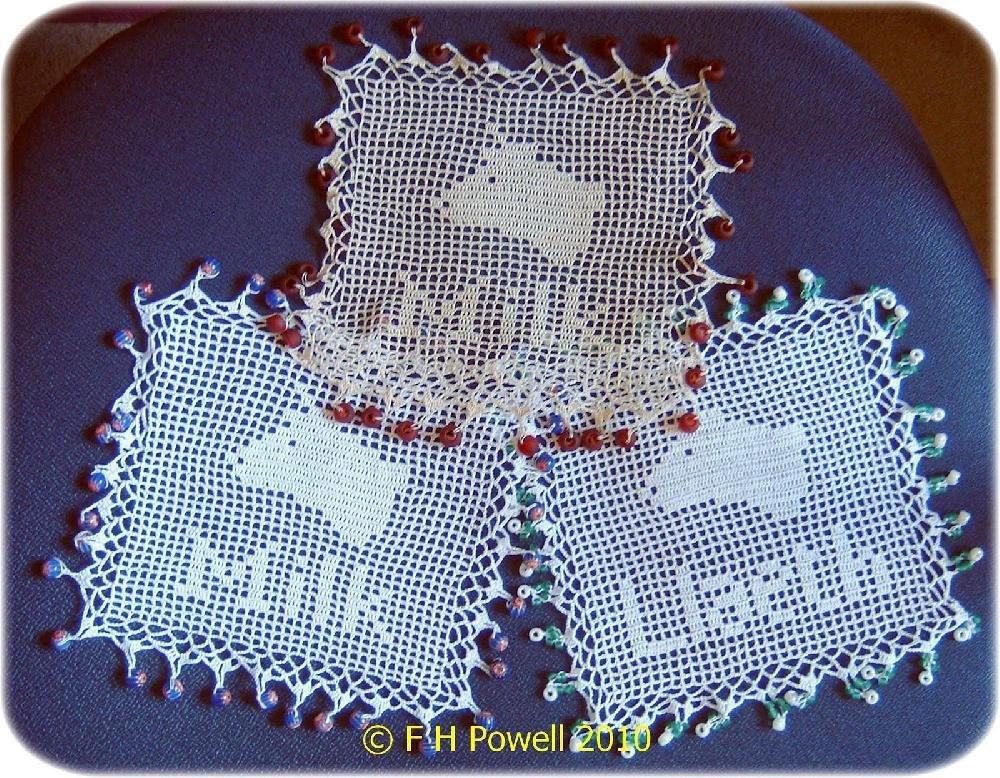Milk Jug Cover English And Welsh Versions Crochet Pattern By