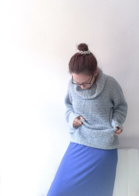 Cloud Cover Sweater