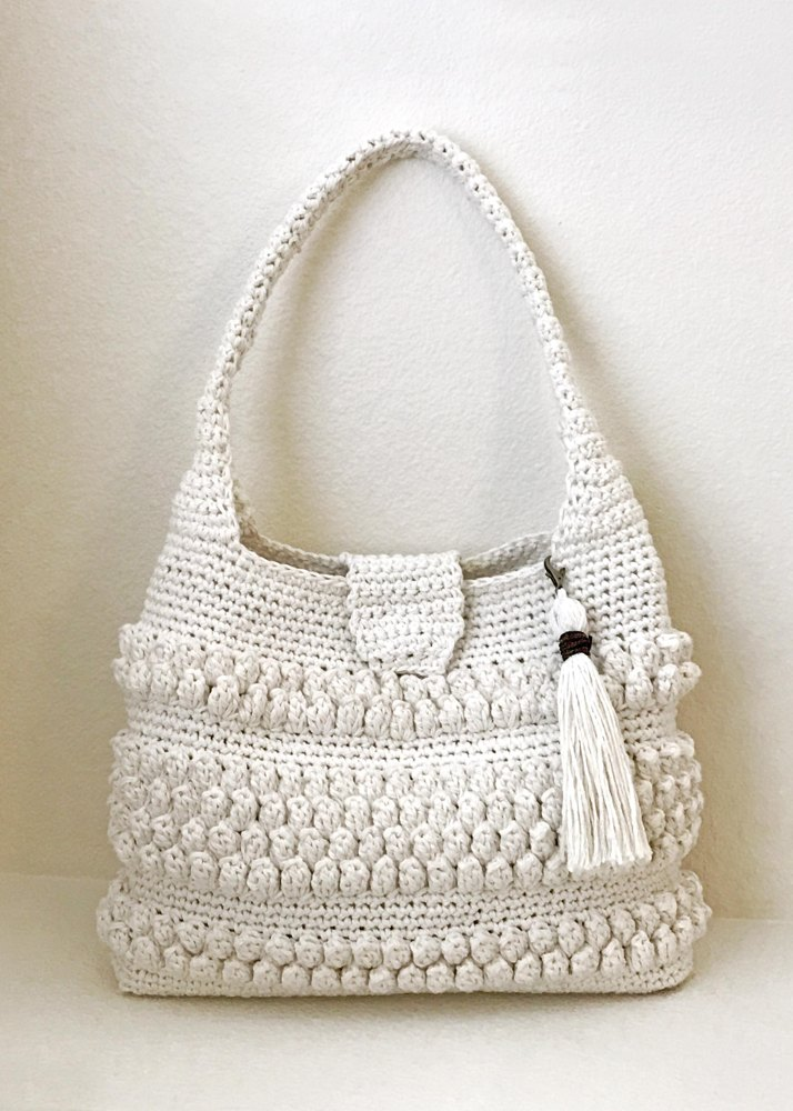 Emma Bag Crochet Pattern By Deborah O Leary