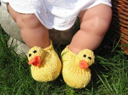 Baby Rubber Duck (Ducky) Shoes