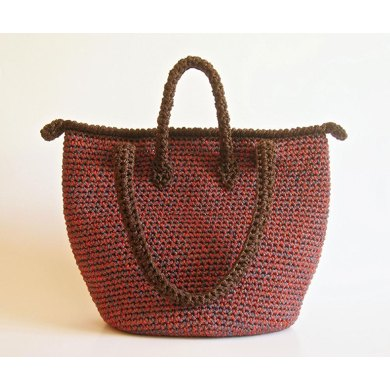 Double handle bag pattern
