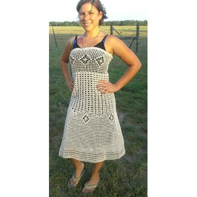 Hippie Skirt Crochet Pattern By Brandi Isham Knitting Patterns