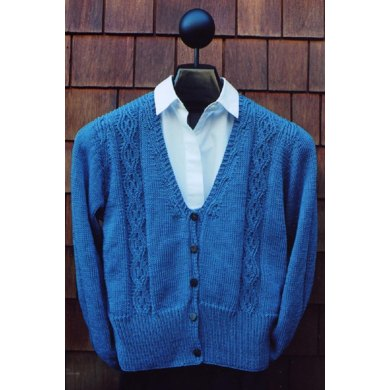 MS 171 Women's Hourglass Cardigan