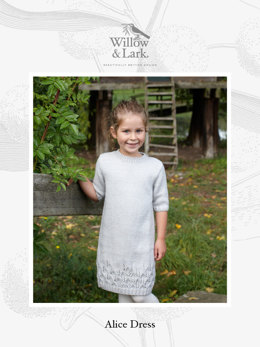 Alice Dress in Willow & Lark Nest - Downloadable PDF