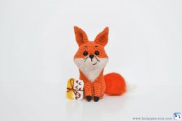 Darina the cute fox