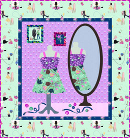Michael Miller Fabrics Little Sewist - Downloadable PDF