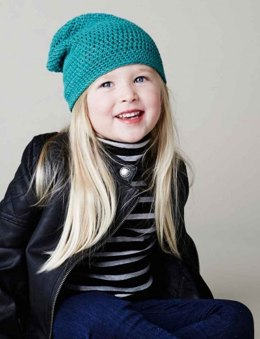 That's My Beanie, Baby in Bernat Vickie Howell Cotton-ish - Downloadable PDF