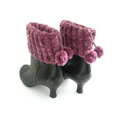 Pompom Boot Toppers