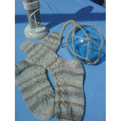 Shivering Sands Sock