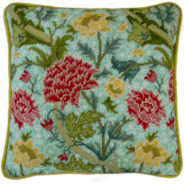 Bothy Threads William Morris Cray Tapestry Kit - 35.5 x 35.5cm