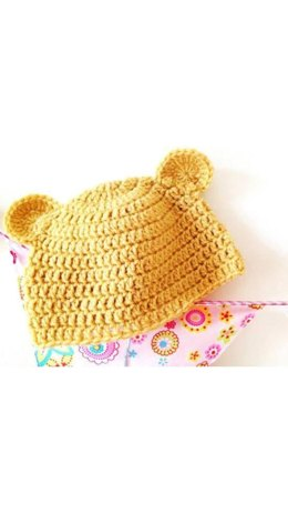 Frank&Olive Baby Bear Hat
