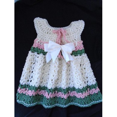 775 - BAYLIE Baby Girl's dress