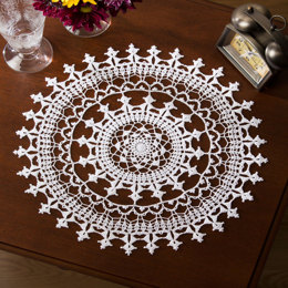 Affinity Doily in Aunt Lydia's Extra Fine Crochet Thread Size 30 - LC4082