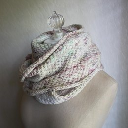 Infinity Scarf Knitting Patterns Loveknitting