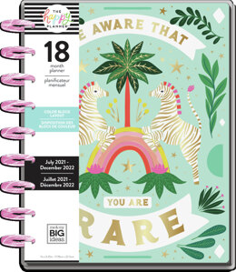 The Happy Planner Jungle Vibes Classic 18 Month Planner