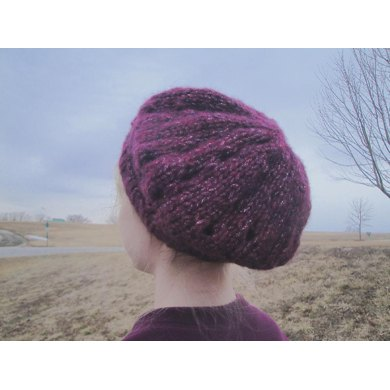 Sparkly Slouch Hat