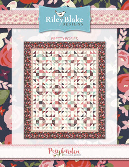 Riley Blake Pretty Posies - Downloadable PDF