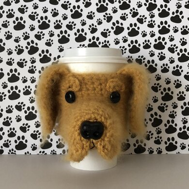 Golden Retriever Mug Cozy