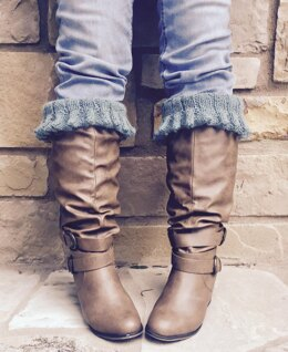 Belle Boot Cuff Toppers