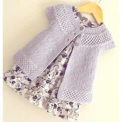 Baby angel top - P057