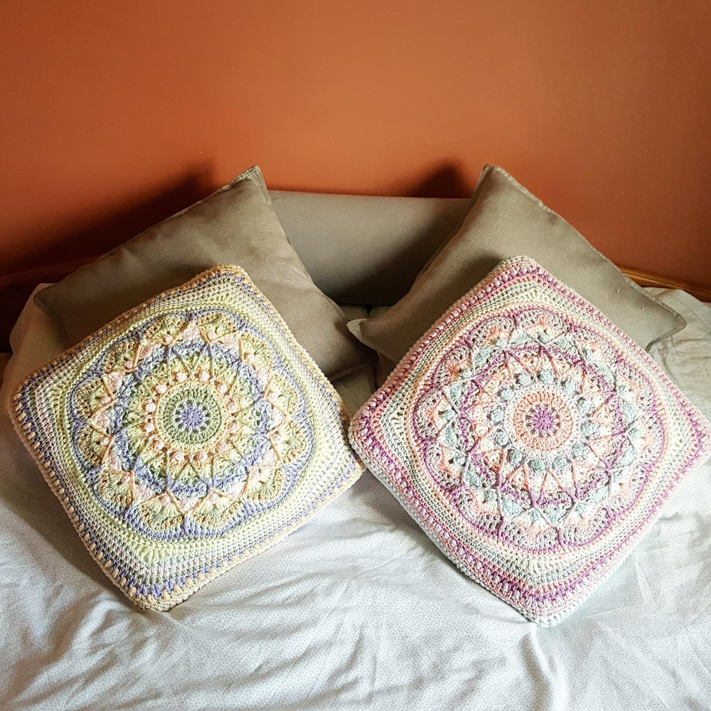 Advanced crochet patterns lovecrochet pastelova cushion cover bankloansurffo Image collections