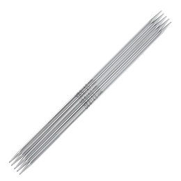 "Knitter's Pride Nova Platina Cubic 8"" Double Pointed Needle (set of 5)"