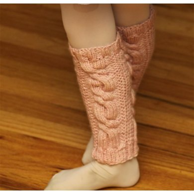 Toddler Dance Leg Warmers
