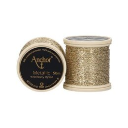 Anchor Metallic Embroidery Thread