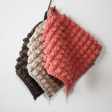 Textured Pot Holder