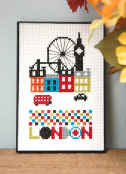 Tiny Modernist London - Leaflet