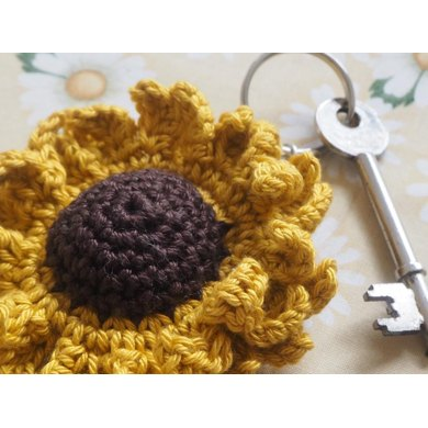 Sunflower Key Keeper