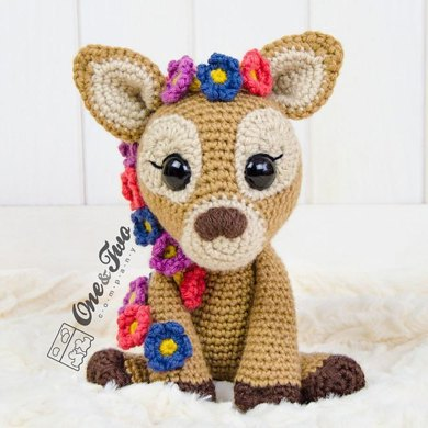 Meadow the Sweet Fawn