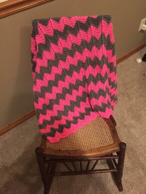A Baby Blanket For Natalie