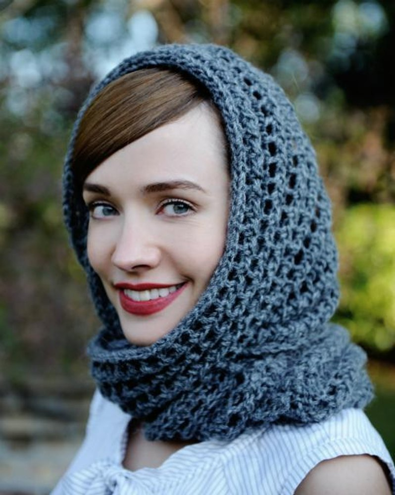 Dusty Snood Knitting pattern by Purl Alpaca Designs ...