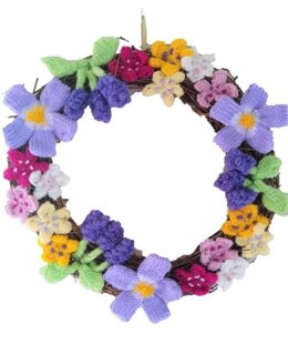 A Ring of Spring Flowers