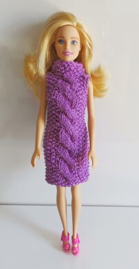 Cable & Moss Barbie Dress