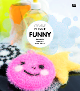 Bubble Funny F                by Rico Design
