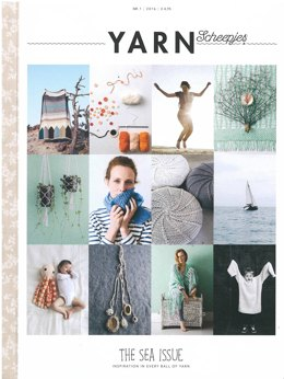 YARN Issue 1: The Sea Issue  by Scheepjes