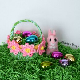 Blooming Easter Basket