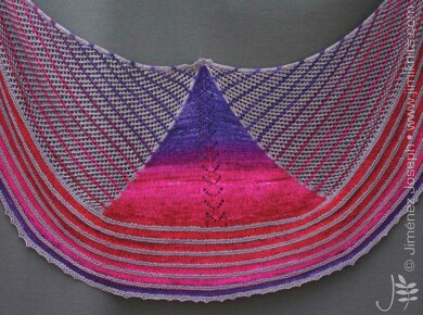 Refraction Shawl