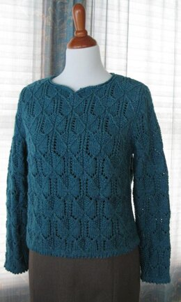Sweet Charity Sweetheart Pullover
